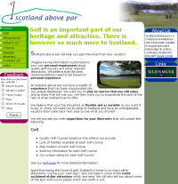 golfing holidays scotland