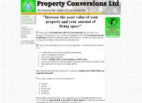 Property Conversions in Scotland