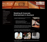 wedding, corporate, party entertainment scotland