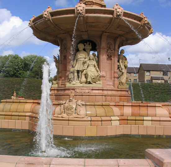 Doulton Fountain (India)