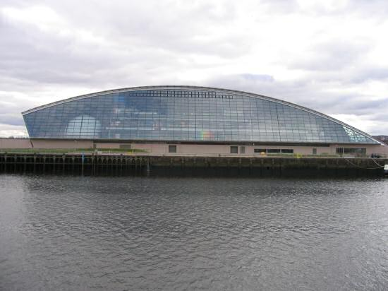 The Glasgow Science Centre