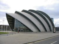 Clyde Auditorium at SECC