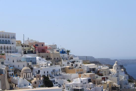Picture of the  The Rooftops  - Fira, Santorini, Greece