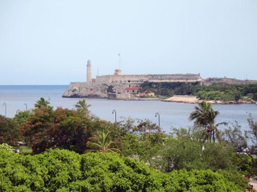 A picture of Castle of Los Tres Reyes del Morro, Havana.