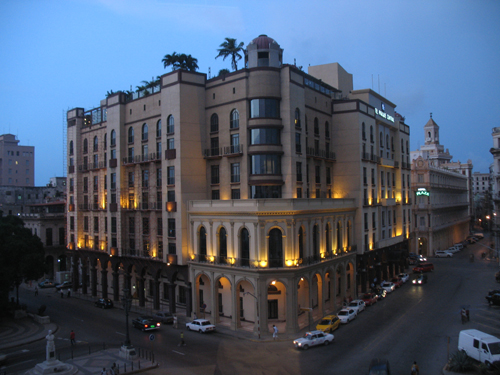 A picture of Hotel Parque Central, Havana, Cuba.