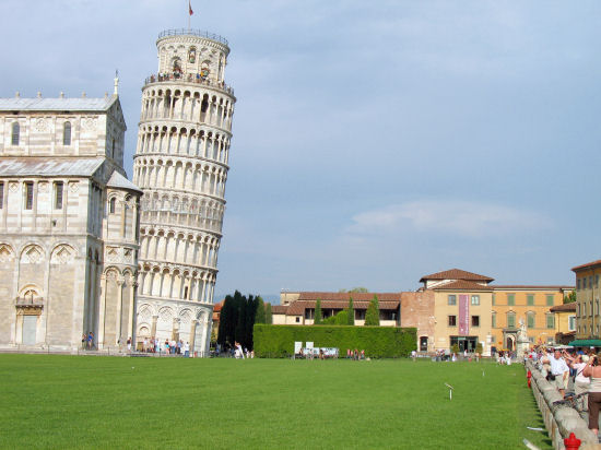 The Leaning Tower of Pisa , Florence