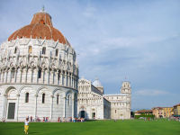 Piazza del Duomo, Pisa, Tuscany