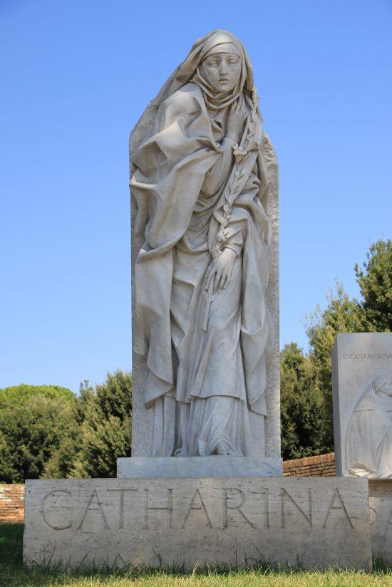 Catharina Da Siena Near The Castel Santangelo Rome Italy Picture on House Design Philippines