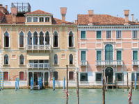 Pink Houses , Venice