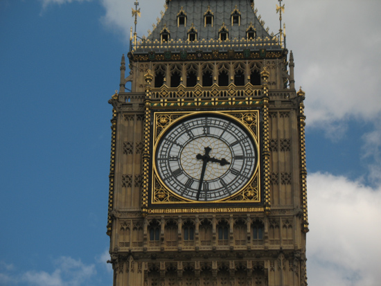 picture of big ben clock