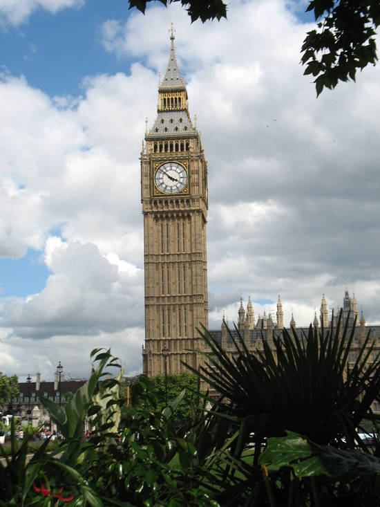 picture of the big ben