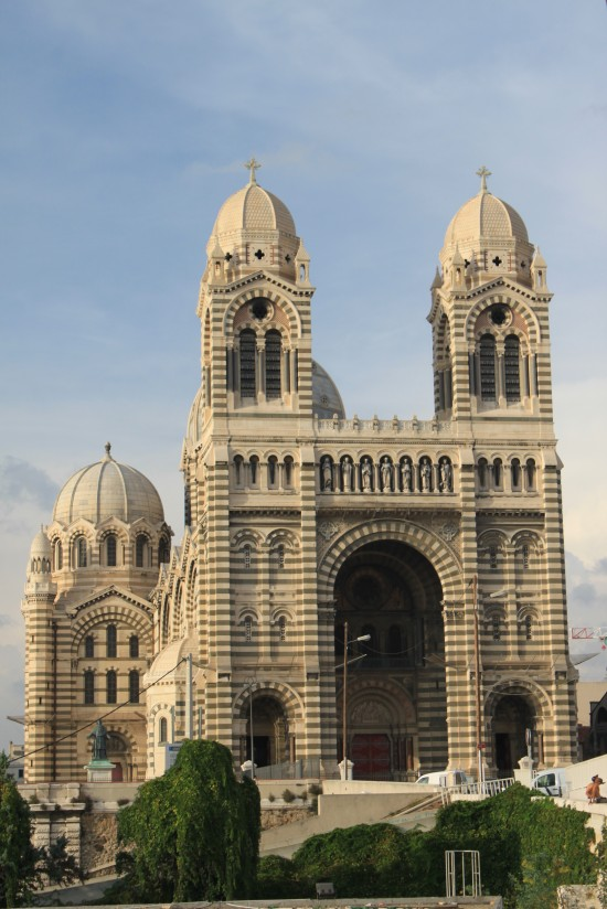 marseille cathederal from south france web design glasgow seyeneco. Black Bedroom Furniture Sets. Home Design Ideas