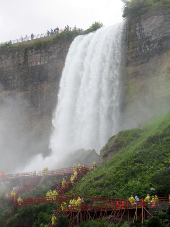 wiki bridal veil falls niagara