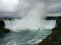 Maid Of The Mist At Niagara Falls Picture