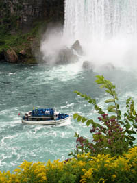 Maid Of The Mist Four Near Niagara Falls Picture