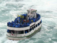 Maid Of The Mist Seven At Niagara Falls Picture