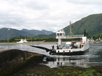 corran ferry scotland picture