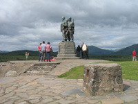 the commando memorial scotland picture