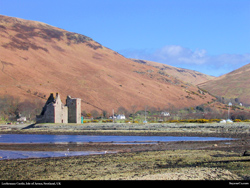 Lochranza Castle, Isle of Arran desktop wallpaper