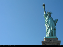 Free Statue of Liberty, New York, New York, USA Desktop Wallpaper