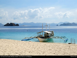 Free Club paradise, Coron, Palawan, Philippines Destktop Wallpaper